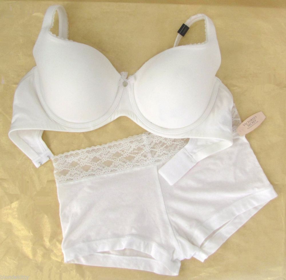 Body By Victoria Secret Lace Lined Demi 34ddd *NWT*
