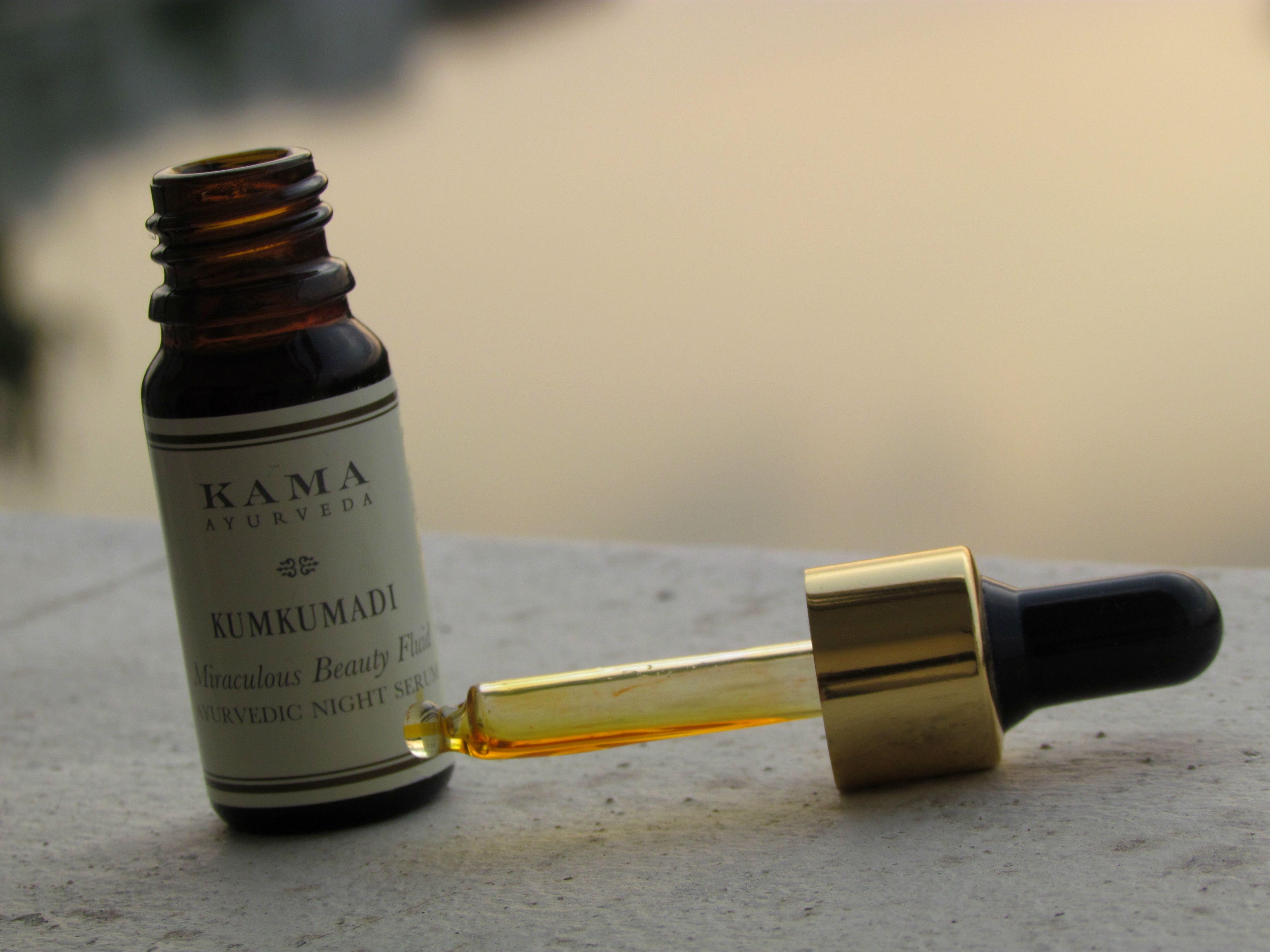 Kama Ayurveda Kumkumadi Miraculous Beauty Fluid Favorite Skincare Products Ayurveda Miraculous