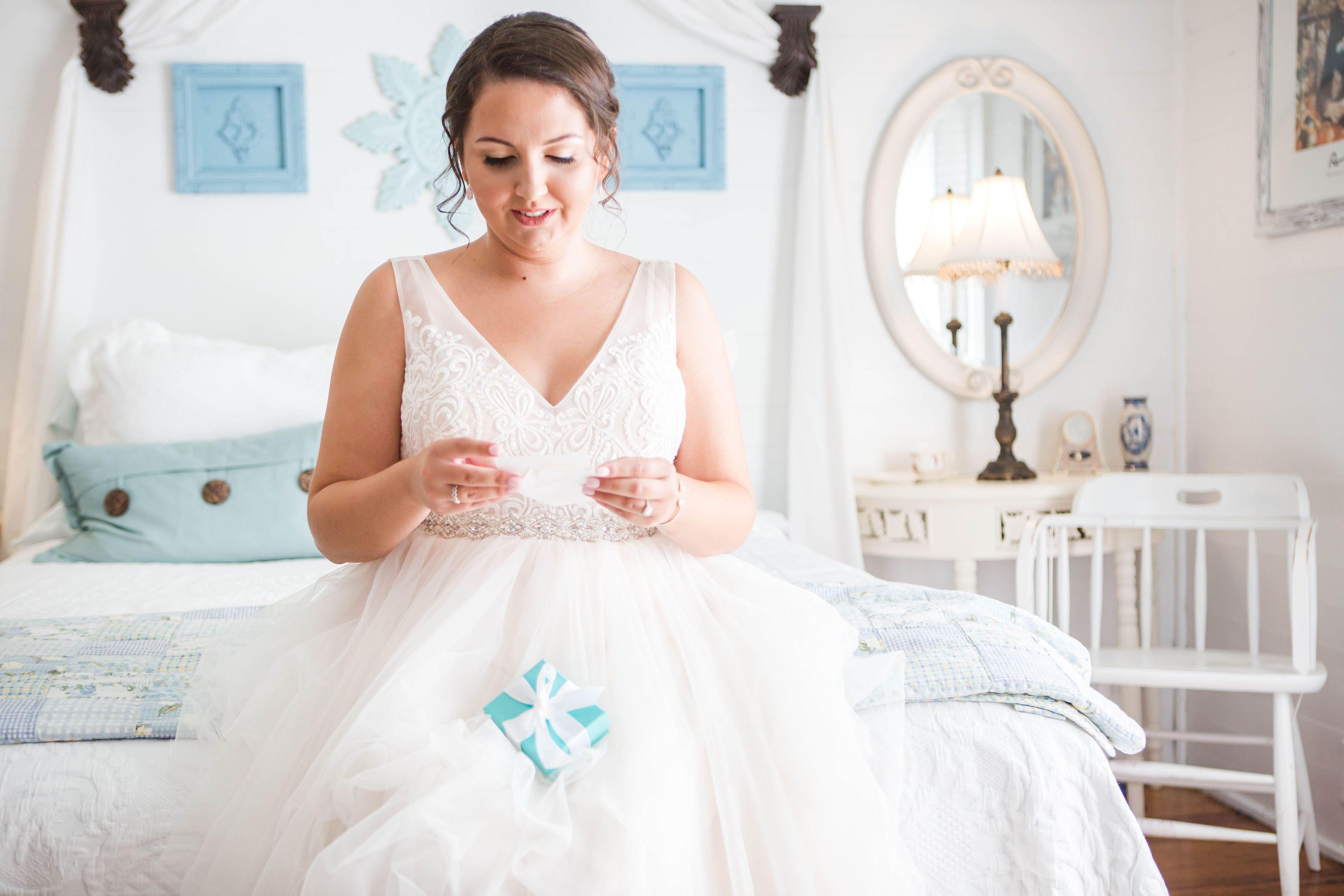 Bride gifts bride bridal suite wedding dresses