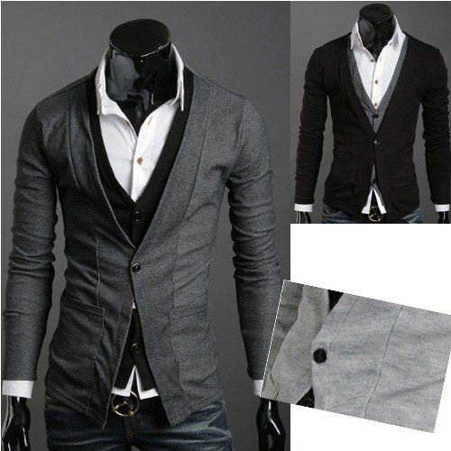 Inspired by Mens wear ....