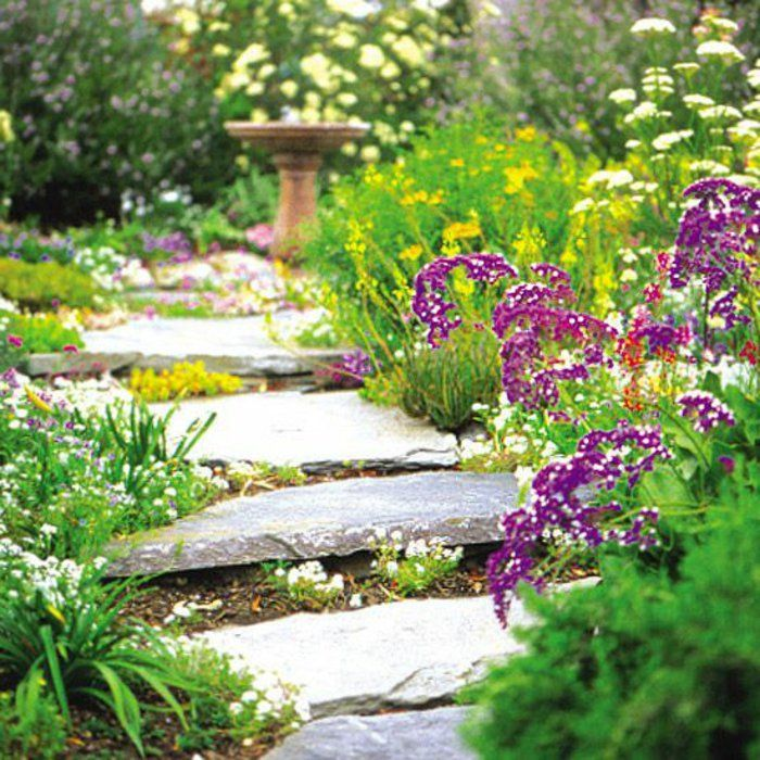 Nos propositions en vidéos pour faire une allée de jardin! Jardin