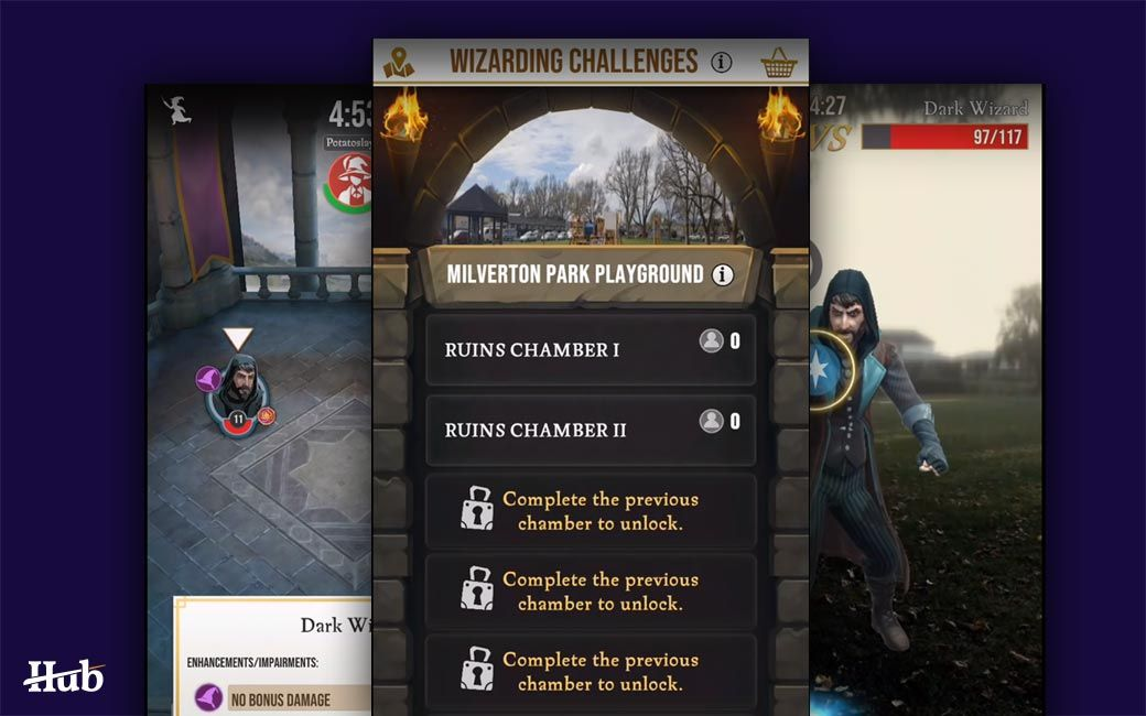 Optimal Group Play For Wizarding Challenges Wizards Unite Hub Harry Potter Wizard Challenges The Last Lesson
