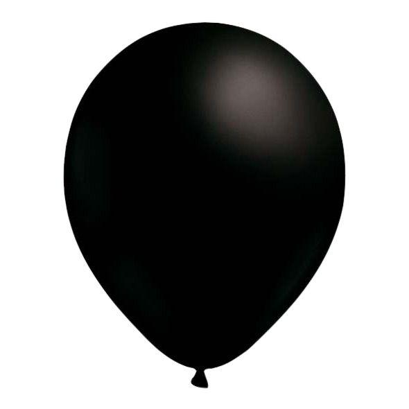 Ballonger Svarta - Partykungen.se  511c04bd2e1e4