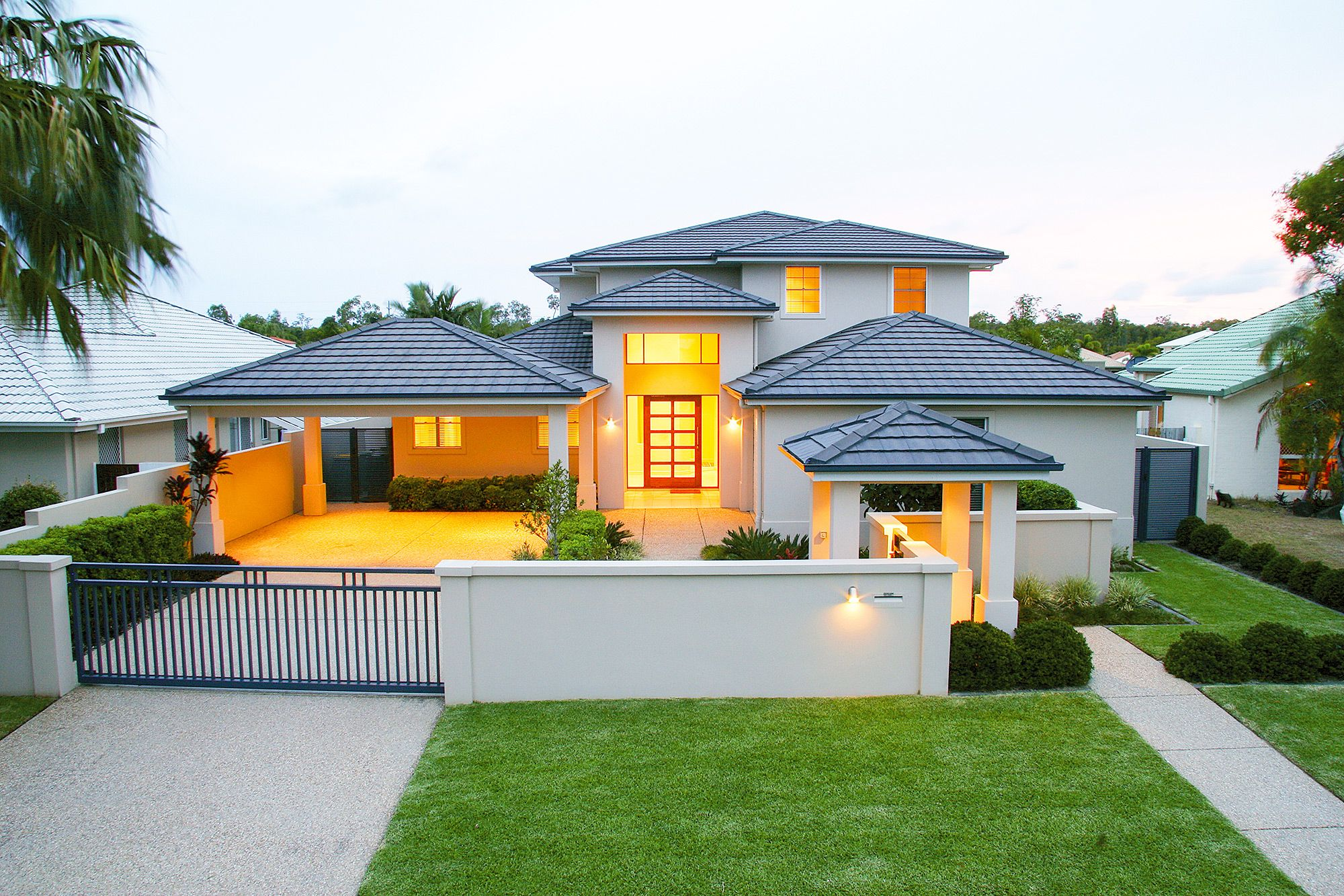 Check Out This Tile From Monier Atura Traditonal In Barramundi Concrete Tiles Australian Homes Concrete Roof Tiles