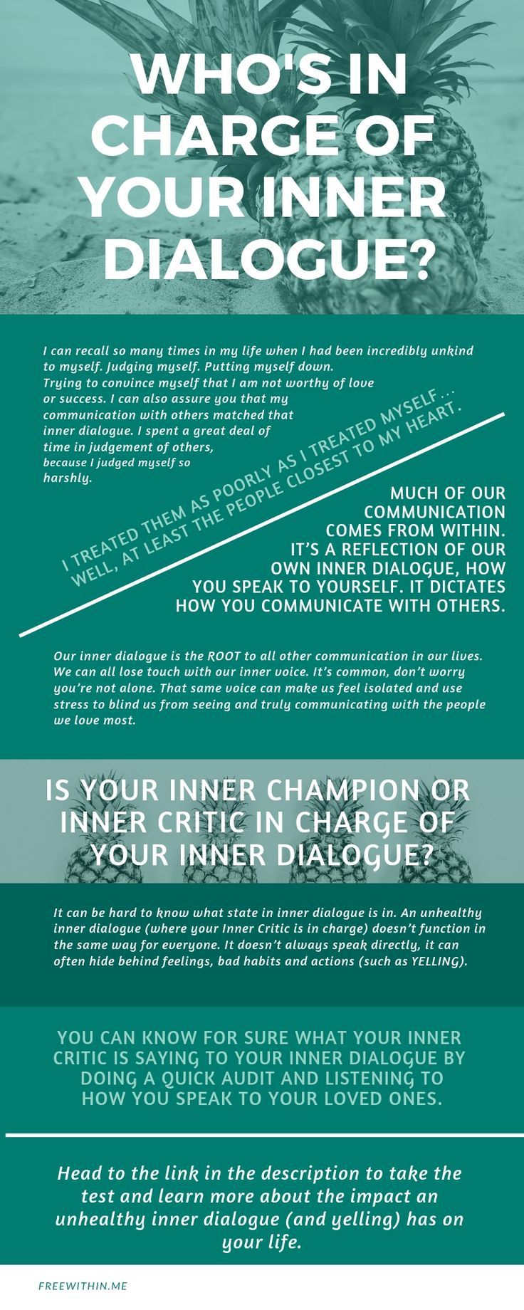 Howto Communicate Yourself to Others