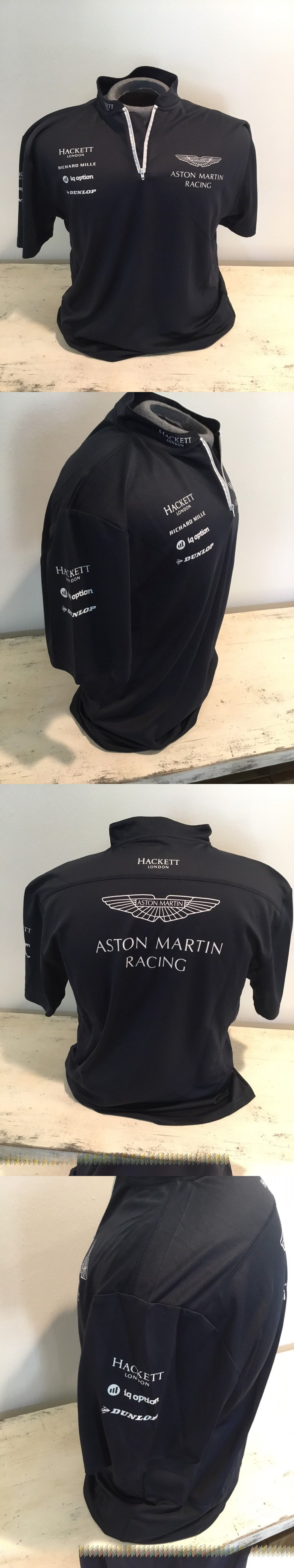 Racing Auto Aston Martin Racing Drivers Pit Crew Race Team 1