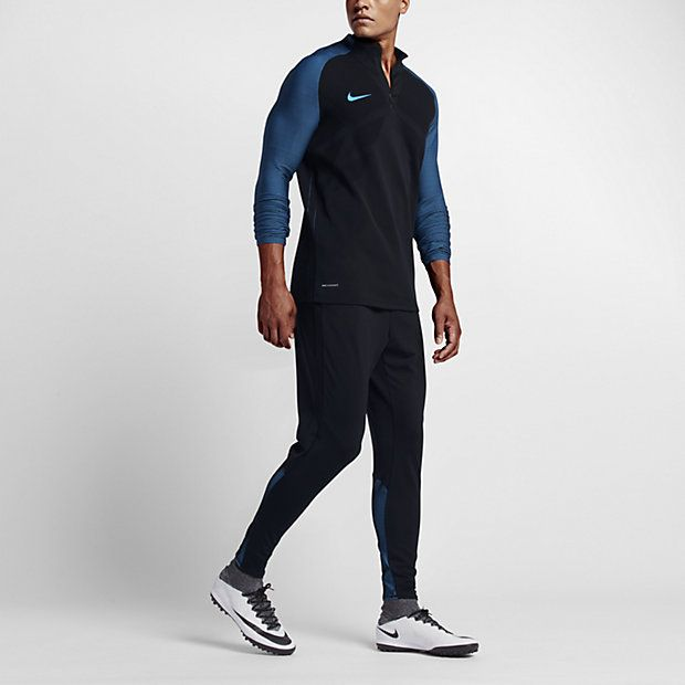 2482e7151 Nike Strike Aeroswift Men's 1/4 Zip Soccer Drill Top | Fitness—Gear ...