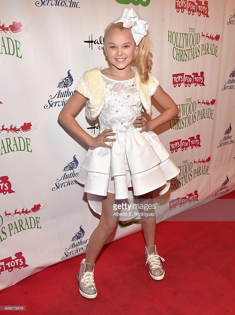Hollywood Christmas Parade 2019.2015 Hollywood Christmas Parade Jojo Siwa In 2019 Jojo