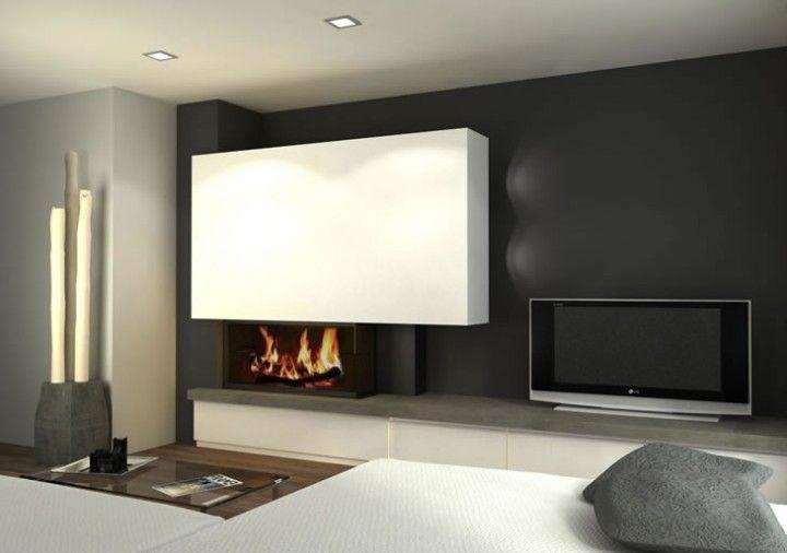 Ideas para chimeneas de casas chimeneas chimneys - Ideas de chimeneas ...