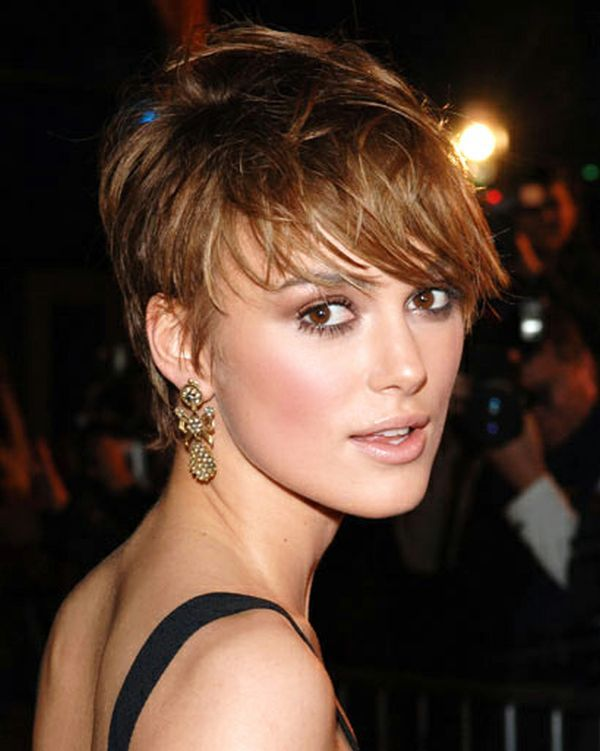 Chic Short Hairstyles for Modern Women   Messy pixie haircut ...