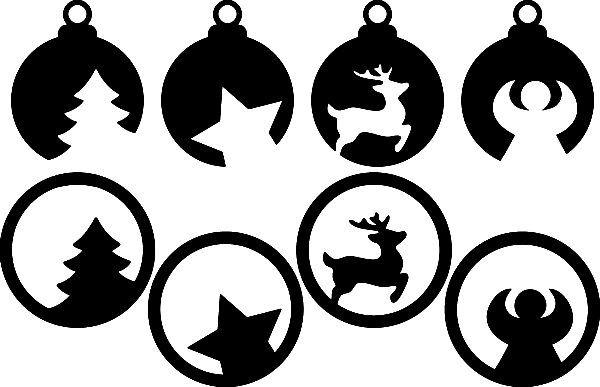 Weihnachtskugeln Aus Papier Mit Vorlage Handmade 13