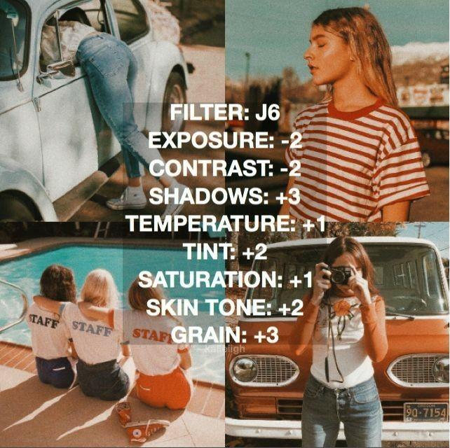 Aplikasi Edit Foto Filter Vintage