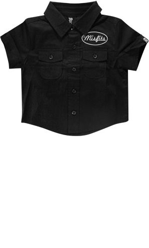 Your Lil Man Can Rock His Own Mechanics Shirt In Black With A