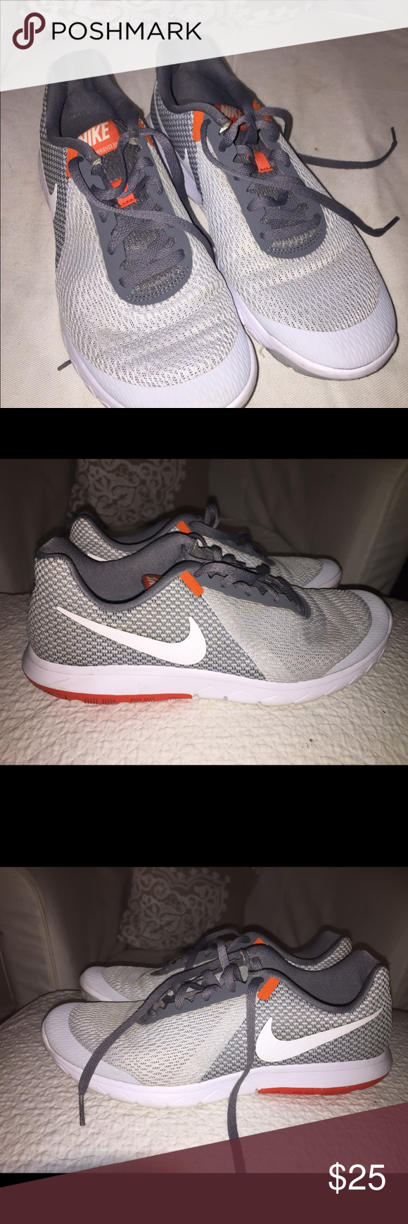 Nike size 8 ladies shoes Great used condition Nike Shoes Athletic Shoes