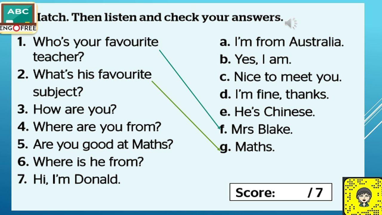 Full Blast 1 Round Up1 شرح وحل تمارين How To Plan Lesson Nice To Meet