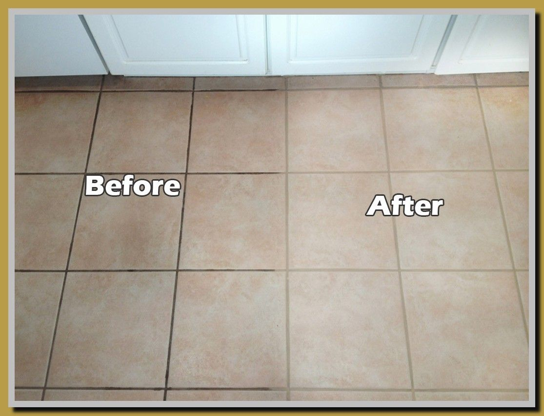 Pin On Flooring How To Clean Grout On Tile Cheap