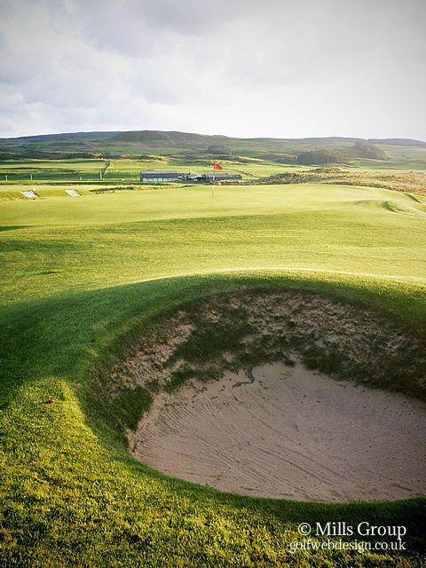 The Machrihanish Golf Club, Scotland 2012 by Golf Web ...
