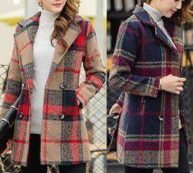trenca de mujerSacosAbrigos para de chaqueta Patrón EYDH9IW2