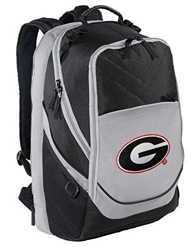 Georgia Bulldogs Laptop Bag University of Georgia Messenger Bag or Computer Bag