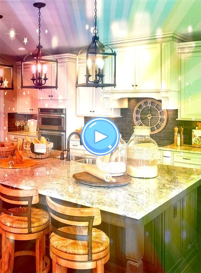 The Basic Facts Of Dark Wood Kitchen Cabinets Farmhouse Decor 52 44 The Basic Facts Of Dark Wood Kitchen Cabinets Farmhouse Decor 52  Free shipping We love these pendants...