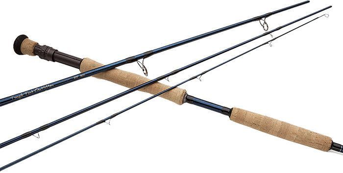 Temple Fork Lefty Kreh Bluewater Series Fly Rod Fly Rods Fly Fishing Rods Fishing Rod