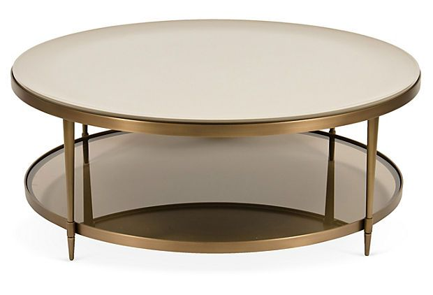 Baker Oberon Cocktail Table On Onekingslane Com With Images