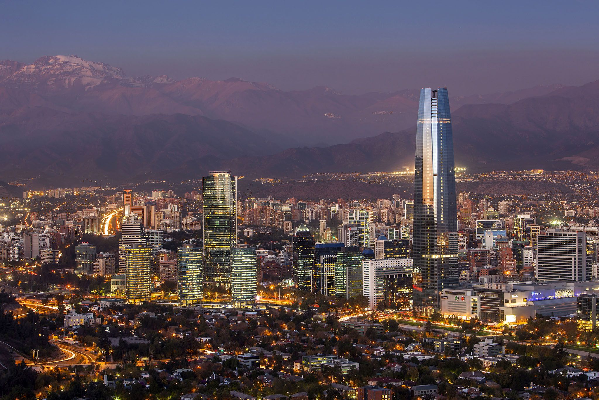 Home to modern skyscrapers and historic colonial architecture, Santiago offers visitors the chance to step between past and present just by crossing the street.