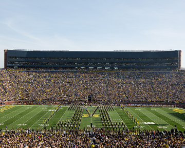 Michigan Wolverine Themes Desktop Wallpaper Iphone Themes Michigan Desktop Wallpaper Stadium Wallpaper