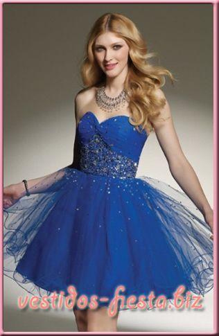 3b9d00f88 Tu Vestido de 15 Años  -Vestidos de 15 Años Cortos-2015