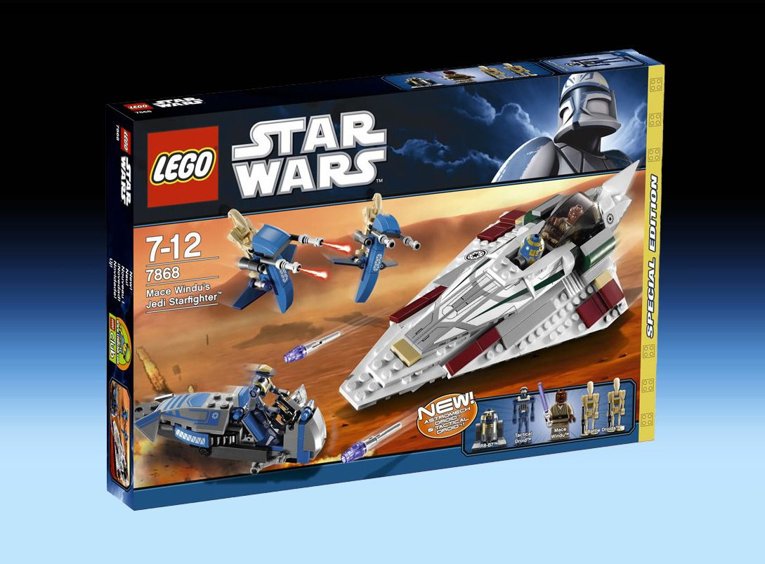 Lego Star Wars Sets 2011