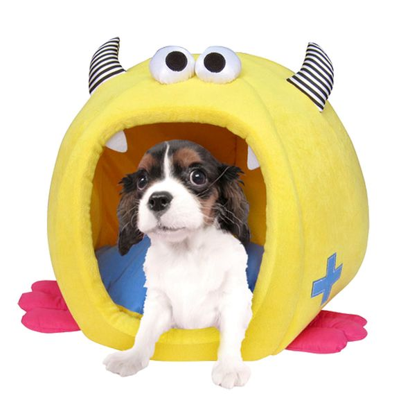 pet brands monster range chunky igloo dog bed 31 99 bizishop rh pinterest co uk