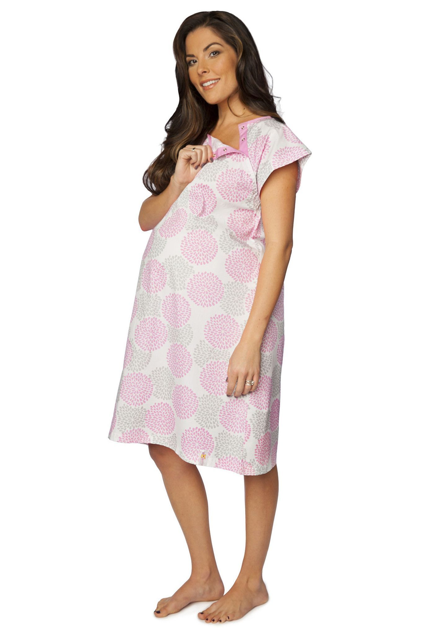 Lilly Gownies Labor & Delivery Gown | Delivery gown, Birthing gown ...