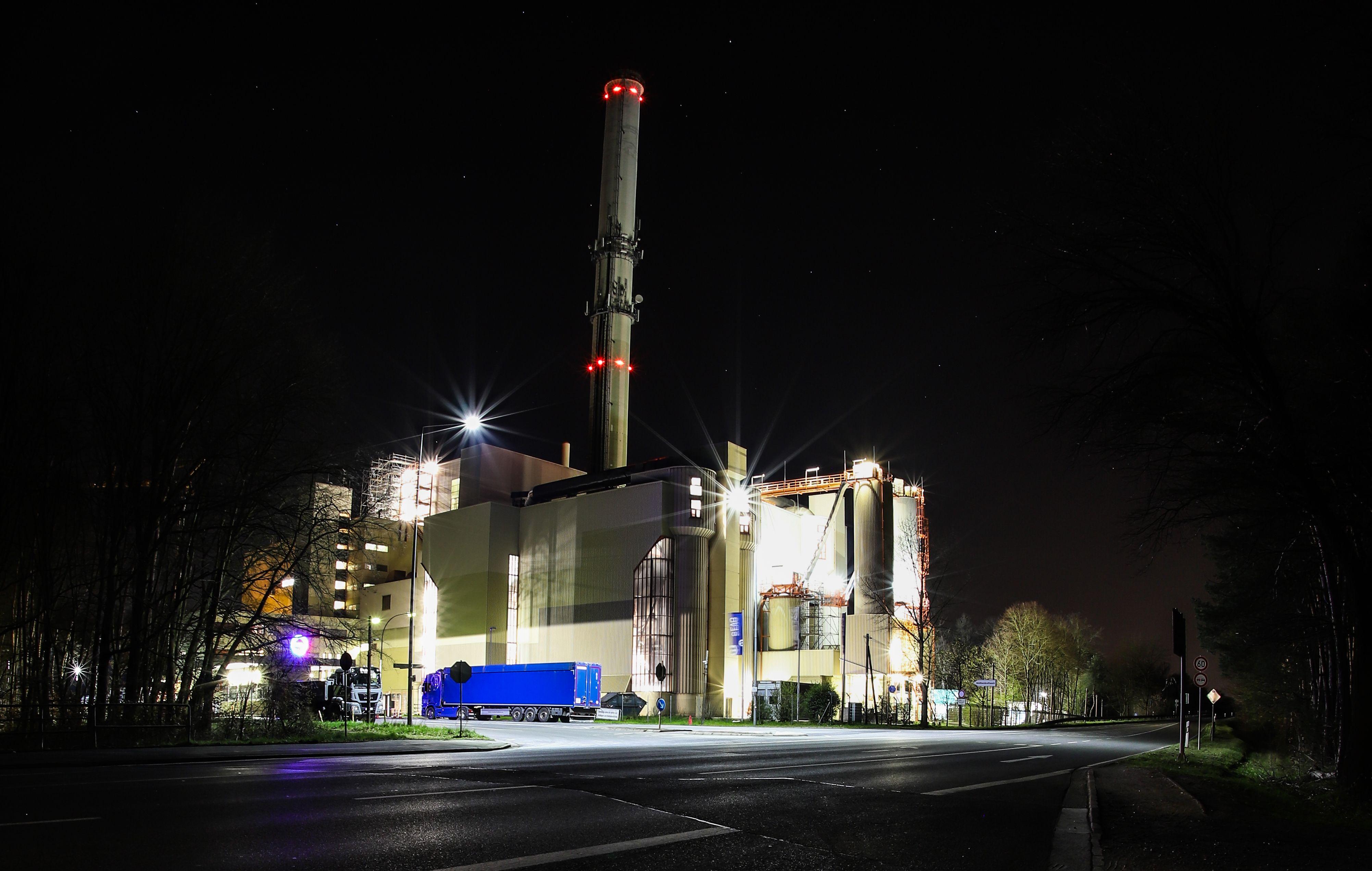 Offenbach Heusenstamm Mullverbrennung In 2020 Offenbach Am Main Mullverbrennung Maine