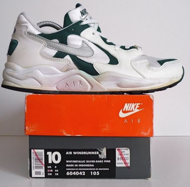 97282756eb Nike Air Windrunner 1995 running shoes | Sneaker head in 2019 ...