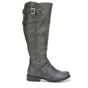 Hawk Wide Calf Boot   Guess boots