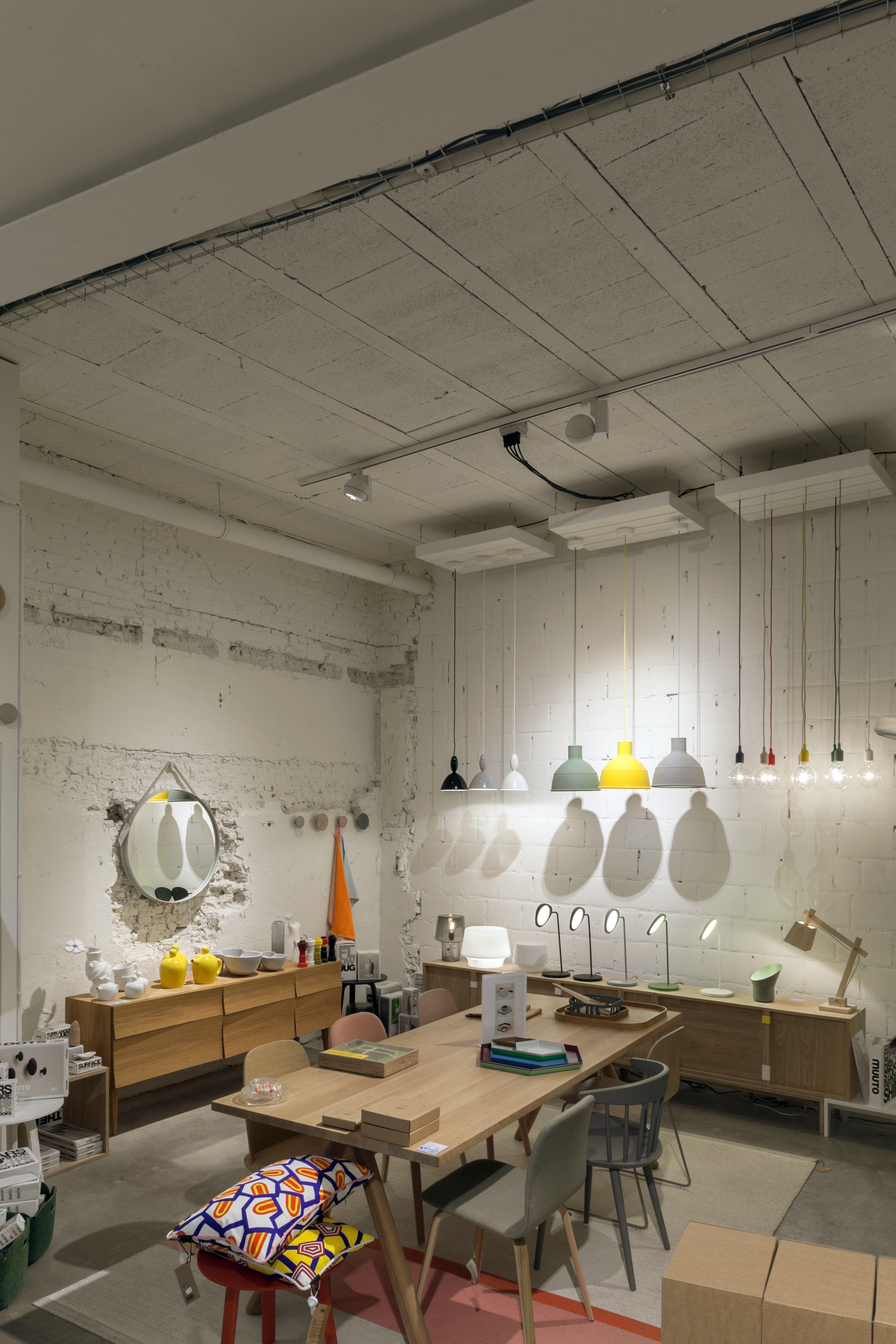 Antwerp Belgium Shop Lighting Retail Shops Sleeve