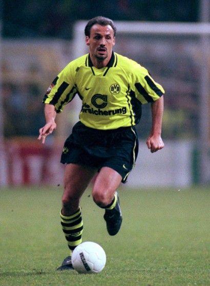 Jurgen Kohler Dortmund A Borussia Dortmund Bvb Dortmund Bvb Fussball
