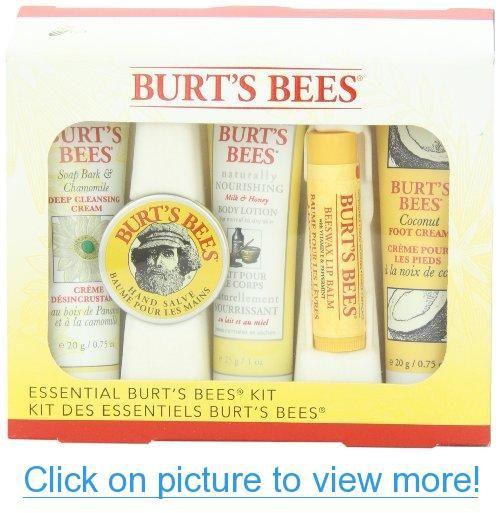 Burt's Bees Essential Everyday Beauty Kit #Burts #Bees #Essential #Everyday #Beauty #Kit