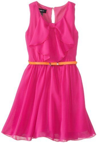 Girls Azalea Ligero Small Vestido Dress SpxnqHOw7