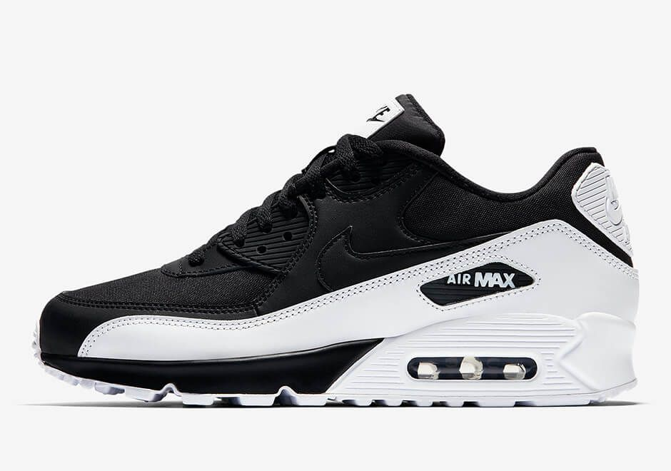 All About The Latest Nike Air Max 90 Oreo Colorway Wassupkicks Nike Air Max Nike Air Max 90 Sneakers Men Fashion