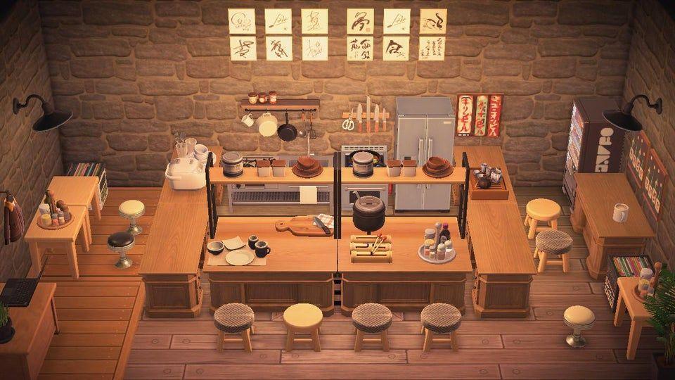 Made my basement into an izakaya horizondesigns in 2020