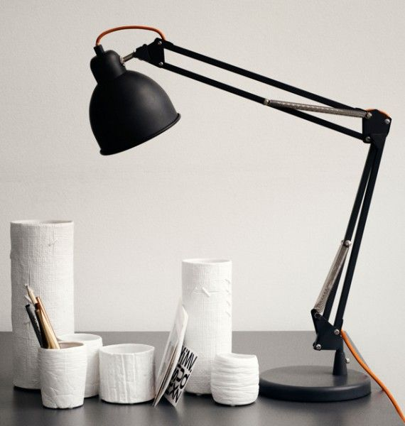 Bolia new scandinavian design 2013 collection lookbook lamps and light