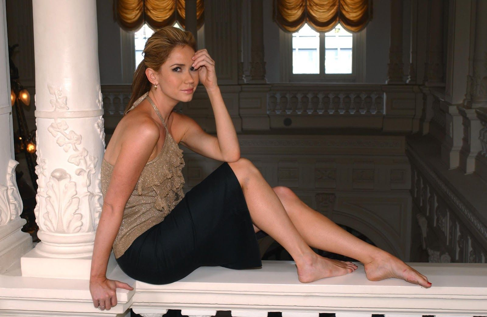 Feet Ashley Jones nude photos 2019