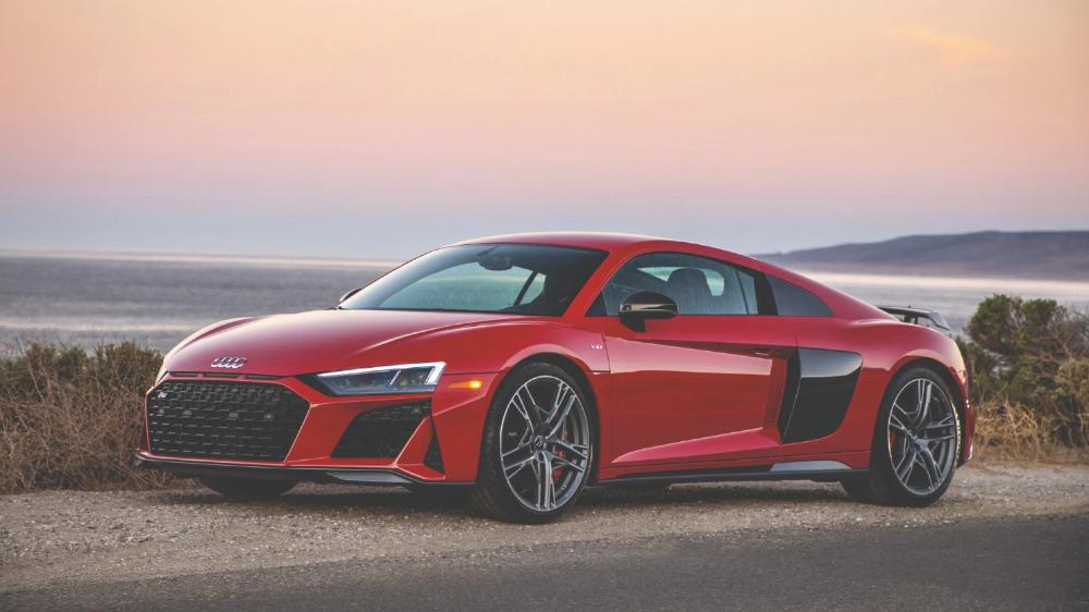 The 2020 Audi R8 Is A Subtle Supercar Super Cars Audi Best Electric Suv