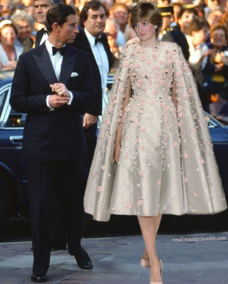 Ralph & Russo coat dress / royal-roaster - I don't ever remember Princess Diana wearing this beautiful dress!!!