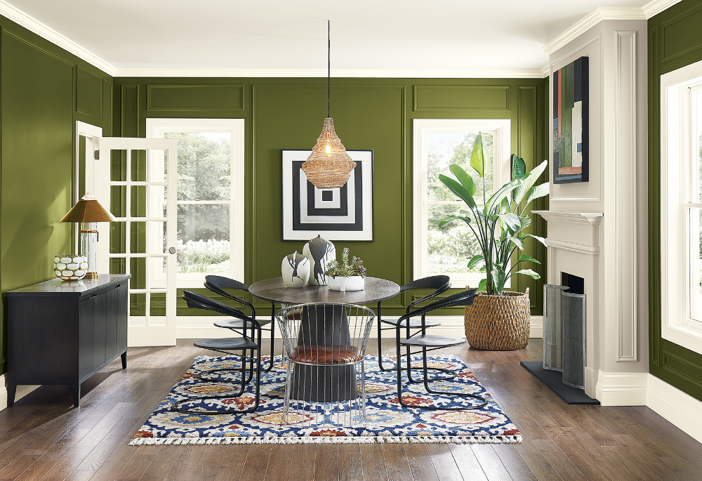 Trendsetter Dining Room Paint Colors Dining Room Paint Room