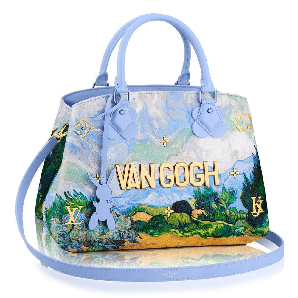 Louis Vuitton x Jeff Koons – Masters Collection e6aafd0fd3
