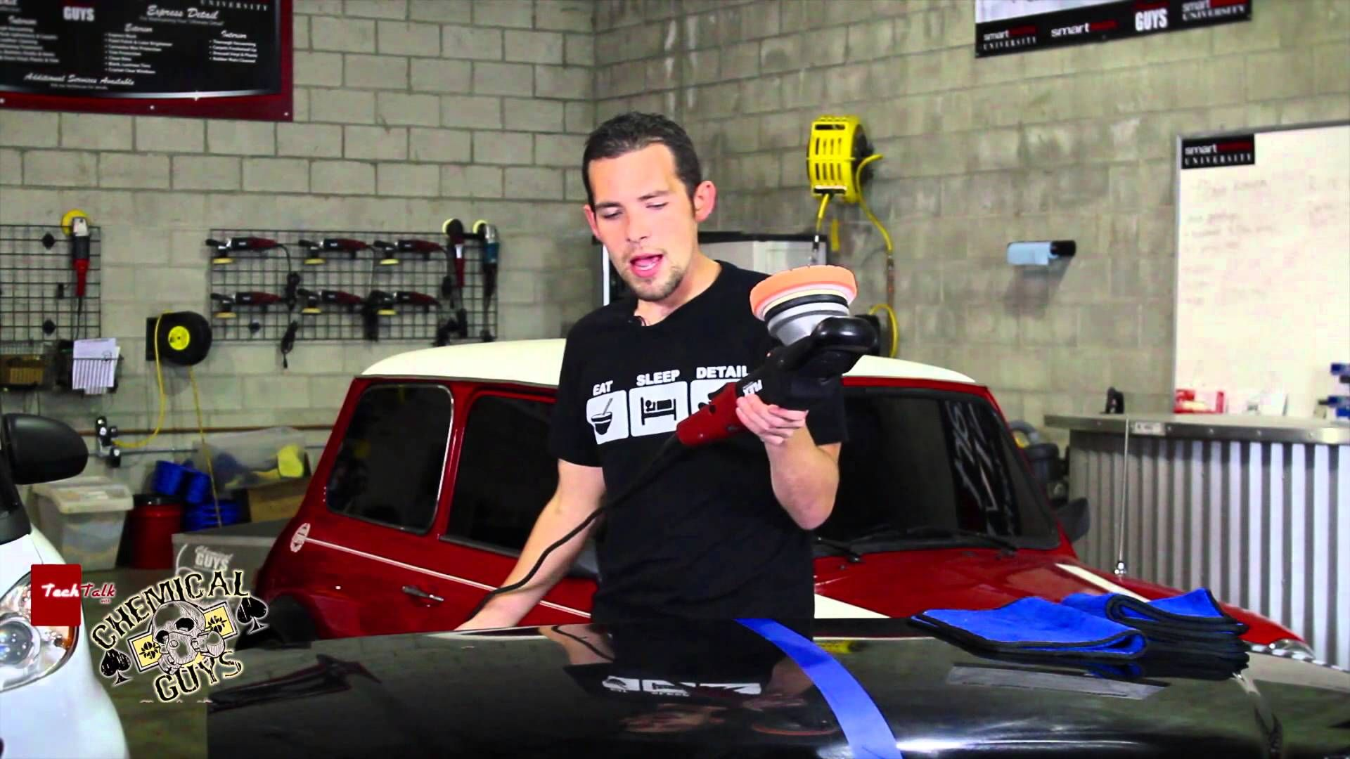 How To: 1-Step Polishing To Remove Swirls and Scratches - Chemical Guys ...