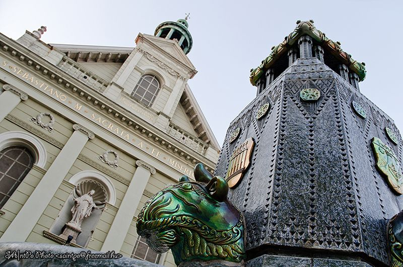 Hungary - Pécs - Zsolnay-kút