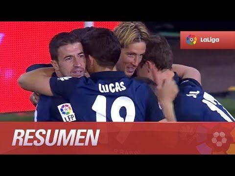 Resumen De Valencia Cf 1 3 Atletico De Madrid Atletico De Madrid Valencia C F Atleta
